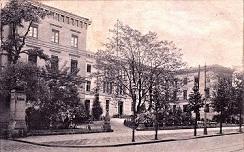 Siedziba Dyrekcji Lasów Państwowych w Bydgoszczy