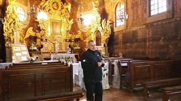 Drewniany kościół w Gąsawie